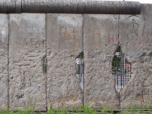 Holes in the Berlin wall